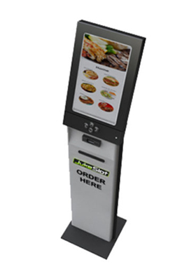 Affordable QSR POS Kiosks in north America